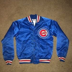 Vintage Chicago Cubs jacket